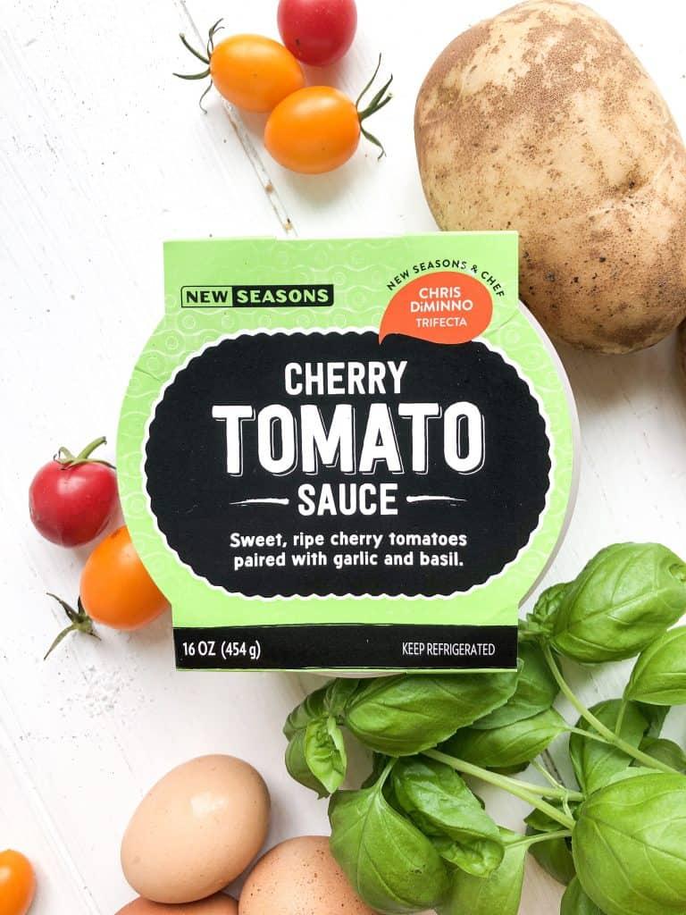 New Seasons Cherry Tomato Sauce.