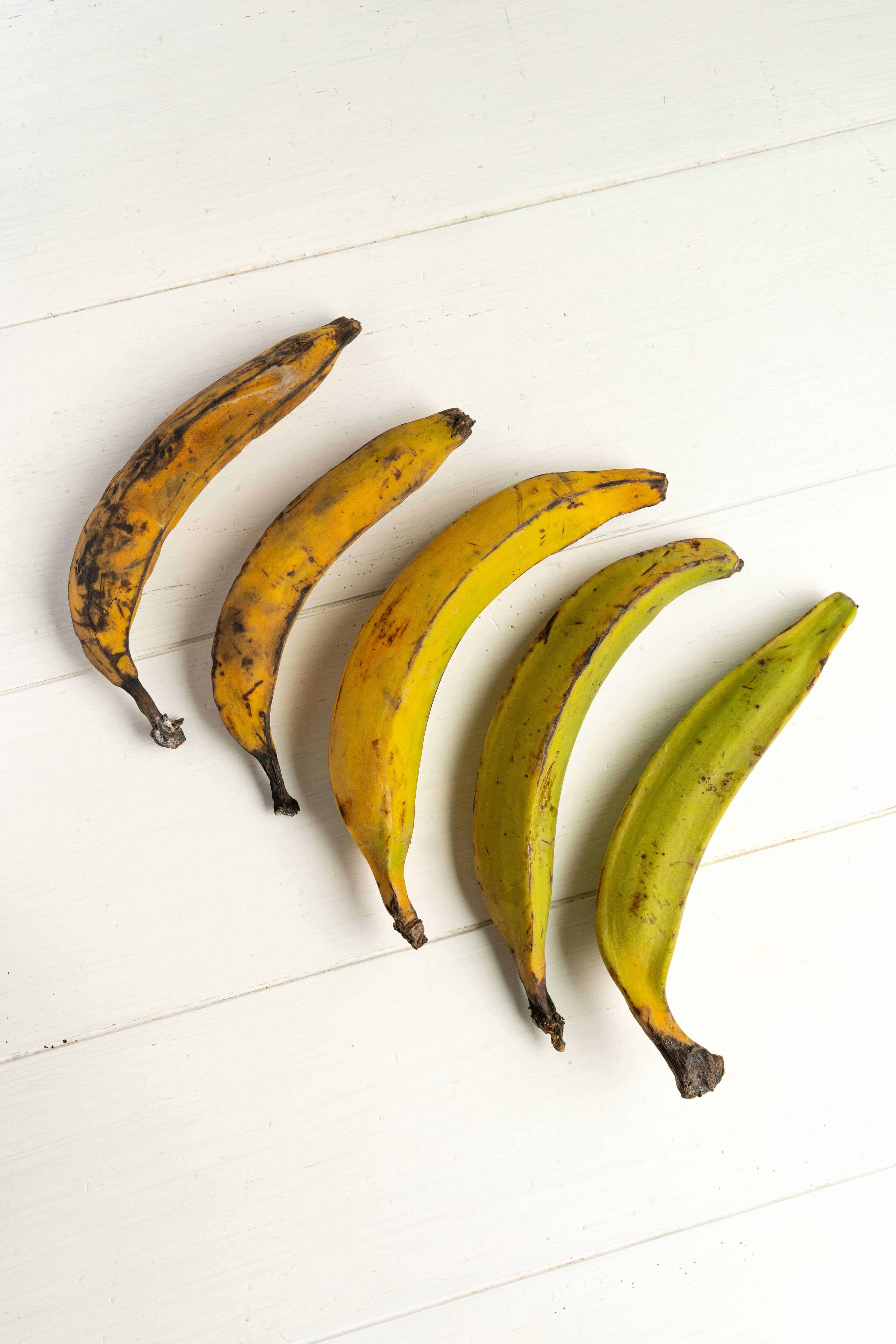 A bunch of plantains.